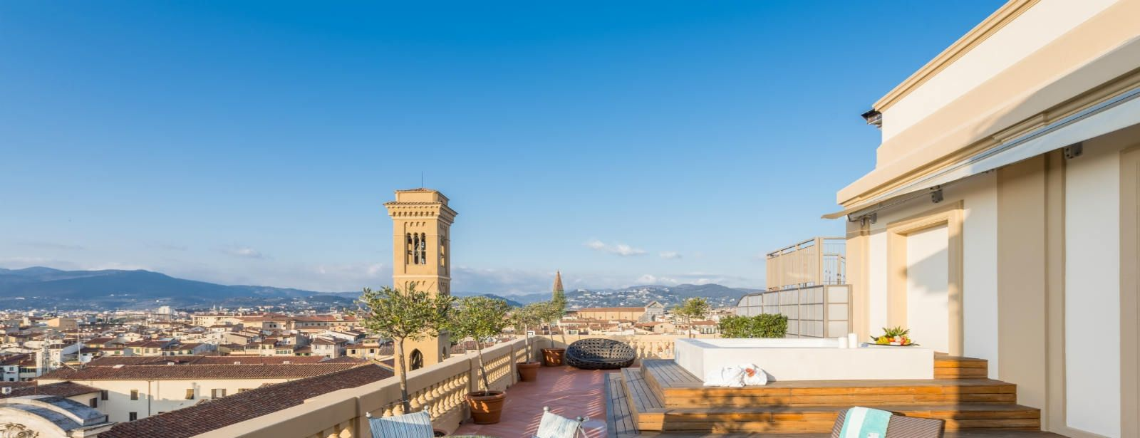 The Westin Excelsior, Florence | Junior suite con terrazza ...