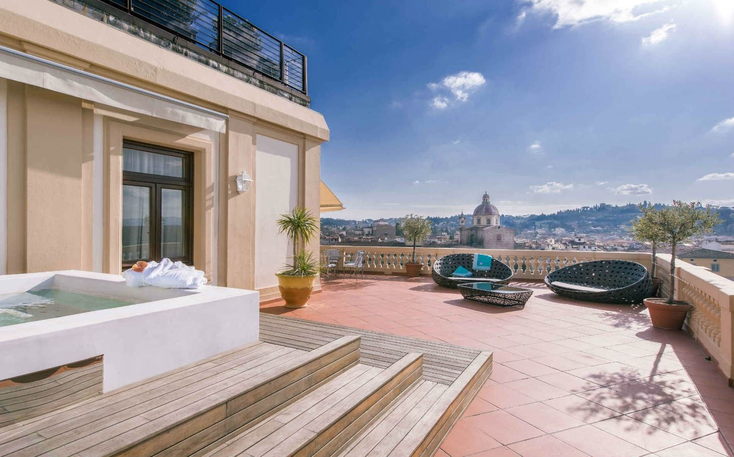 The Westin Excelsior, Florence | Suite Presidenziale | Camere e Suite